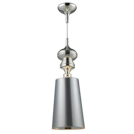 lampa wisząca BAROCO srebrna LED GRATIS