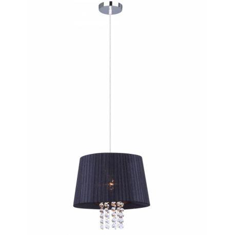 lampa wisząca LUISA czarna - BZL