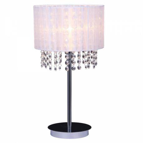 lampa stołowa ASTRA biała - BZL
