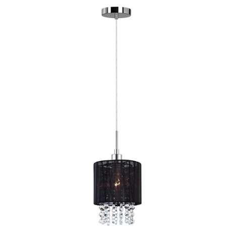 lampa wisząca ASTRA czarna - BZL