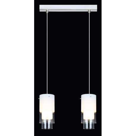 lampa wisząca CHRISTO podwójna - BZL
