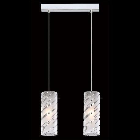 lampa wisząca HALO podwójna - BZL