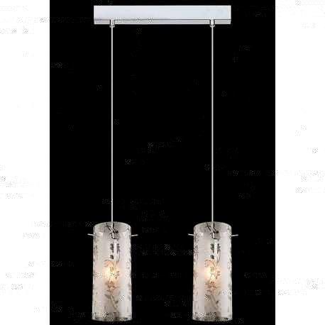 lampa wisząca NAOLIN podwójna - BZL