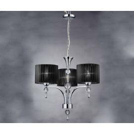 lampa wisząca IMPRESS 3 brązowa ŻARÓWKI LED GRATIS!