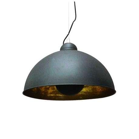 lampa wisząca TOMA czarna ŻARÓWKA LED GRATIS!