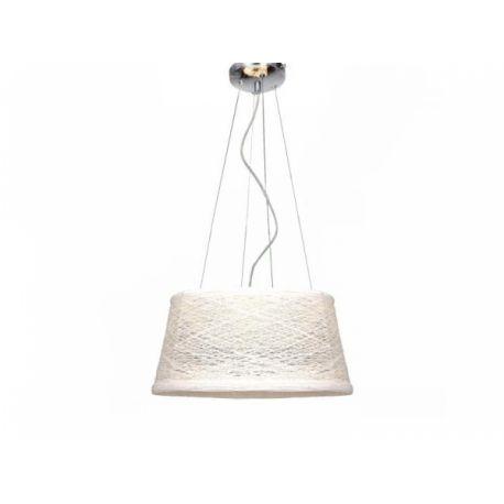 lampa wisząca CANDY 42 biała