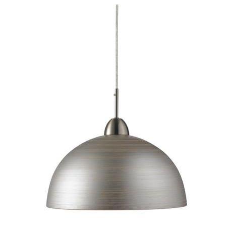 lampa wisząca FREDRIKSTAD srebrna BZL