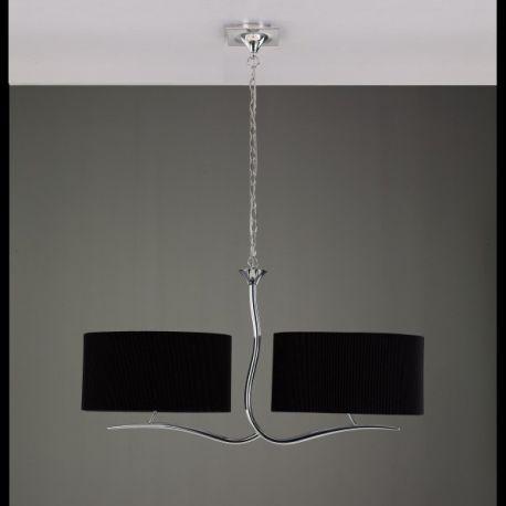 lampa wisząca EVE 4L black