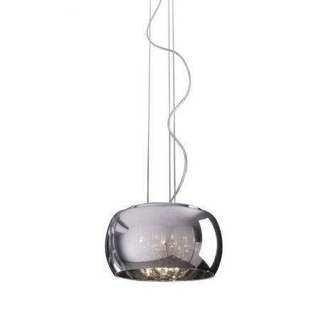 lampa wisząca CRYSTAL duża BZL