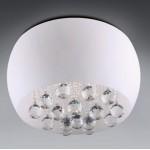 lampa sufitowa/plafon MOONLIGHT WHITE duża OD RĘKI!