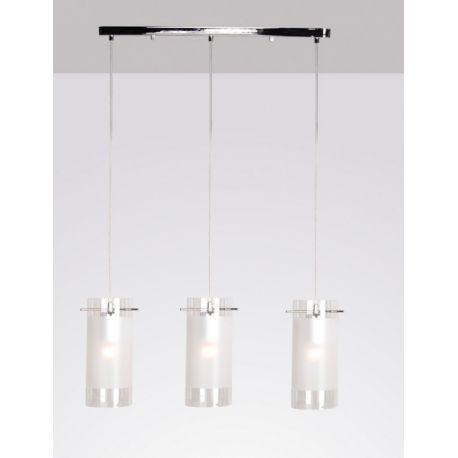 lampa wisząca BLEND potrójna - BZL