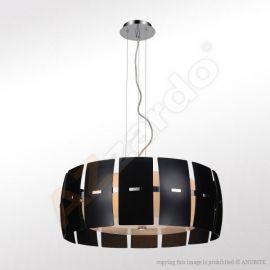 lampa wisząca TAURUS czarny ŻARÓWKI LED GRATIS!