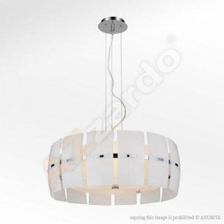 lampa wisząca TAURUS 2 biała ŻARÓWKI LED GRATIS!