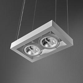lampa wisząca CADRA 111x2 230V