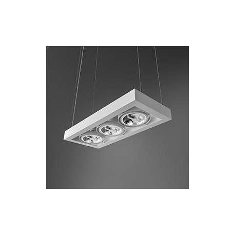 lampa wisząca CADRA 111x3 230V