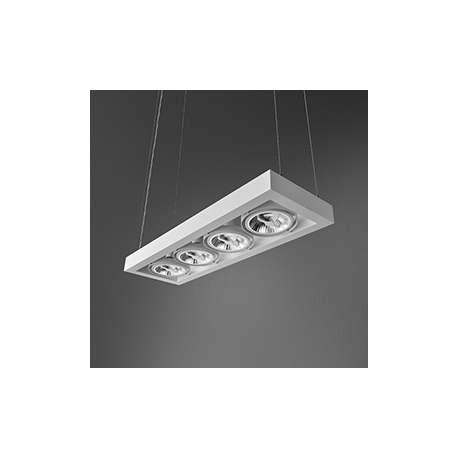 lampa wisząca CADRA 111x4 230V