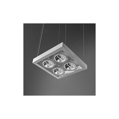 lampa wisząca CADRA 111x4 SQ 230V