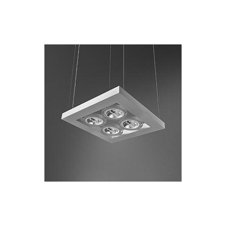 lampa wisząca CADVA 111x4 SQ