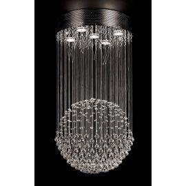lampa wisząca LUCID 5 x 50W - BZL