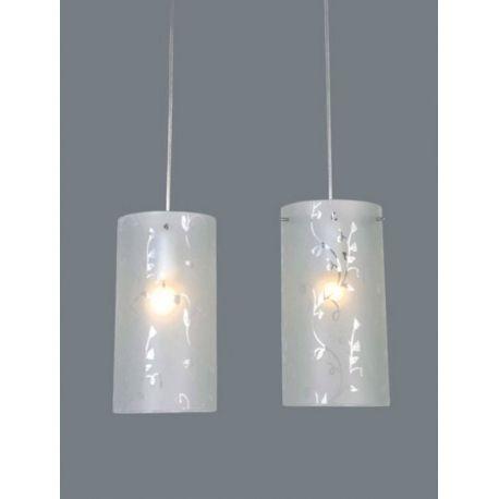lampa wisząca RICO podwójna - BZL
