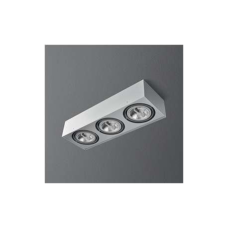 lampa sufitowa SQUARES 111x3 230V