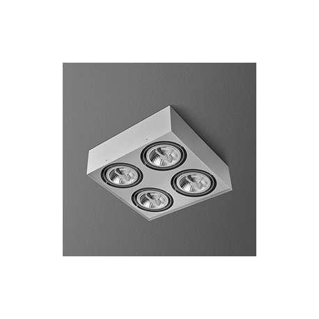 lampa sufitowa SQUARES 111x4 SQ 230V