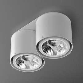lampa sufitowa TUBA DISTANCE 111x2