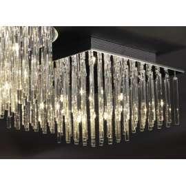 lampa sufitowa SPILLO kwadrat