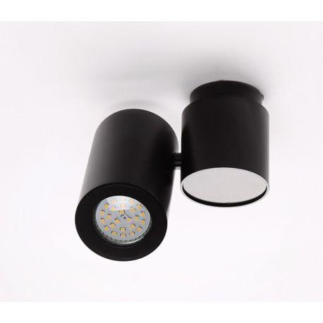 lampa sufitowa BARRO czarna