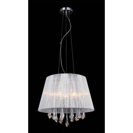 lampa wisząca ISLA biała - BZL