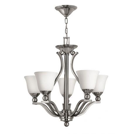 lampa wisząca 5x60W BOLLA ŻARÓWKI LED GRATIS!