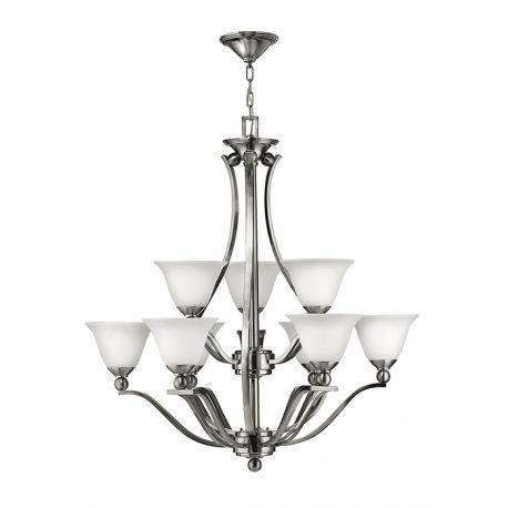 lampa wisząca 9x60W BOLLA ŻARÓWKI LED GRATIS!