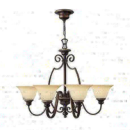 lampa wisząca 6x60W CELLO ŻARÓWKI LED GRATIS!