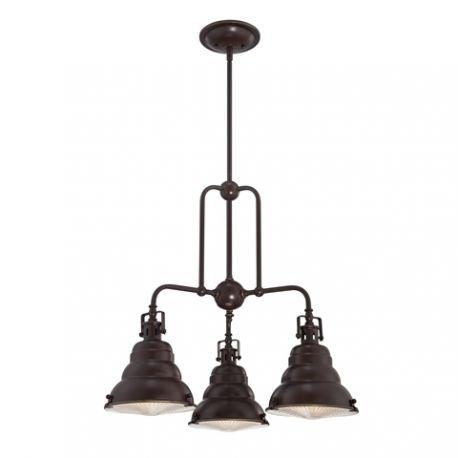 lampa wisząca 3x60W EASTVALE ŻARÓWKI LED GRATIS!