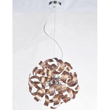 lampa wisząca CARRICK miedziana - BZL