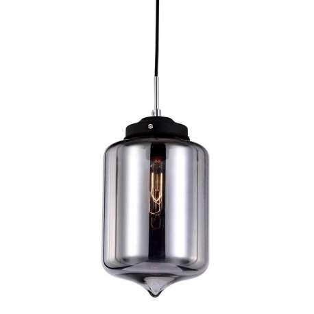 lampa wisząca TUBE czarna - BZL