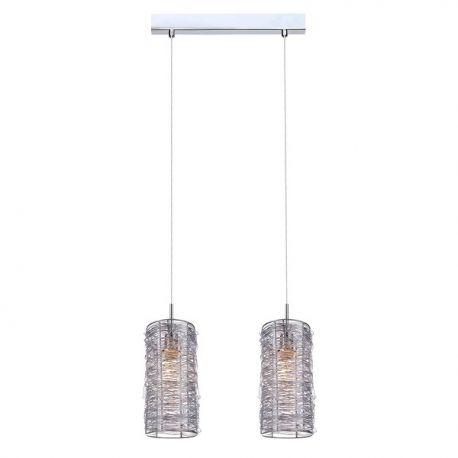 lampa wisząca LINTON 2xE14 - BZL