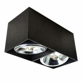 lampa sufitowa SPOT BOX SL2 czarna BZL