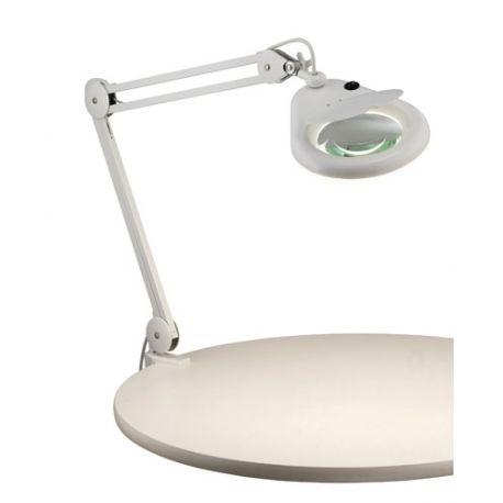 lampa blatowa HALLTORP biała