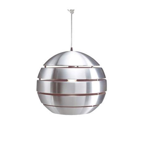 lampa wisząca STROMBOLI aluminium