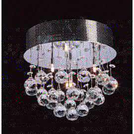 lampa sufitowa LUCID chrom