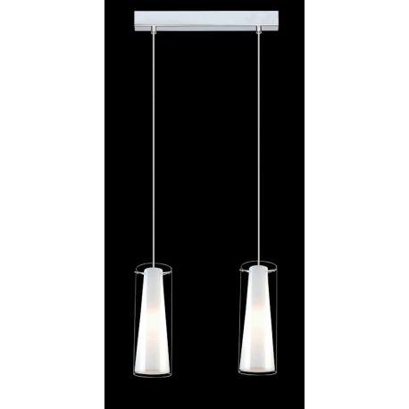 lampa wisząca CAROLE podwójna - BZL