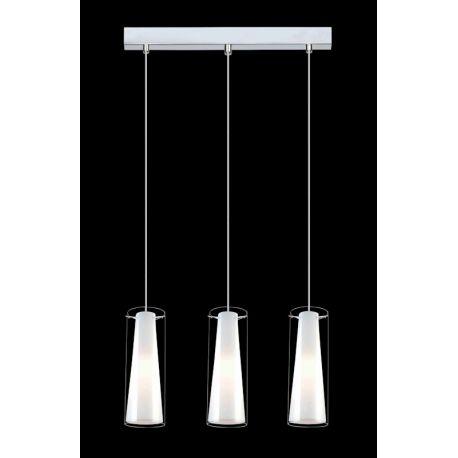 lampa wisząca CAROLE potrójna - BZL