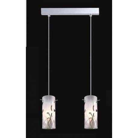 lampa wisząca CYGNUS podwójna - BZL