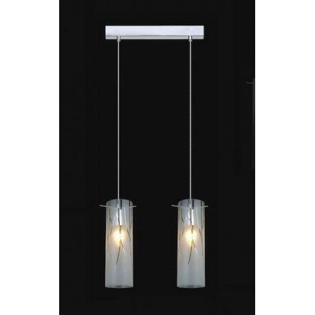 lampa wisząca KOSMA podwójna - BZL