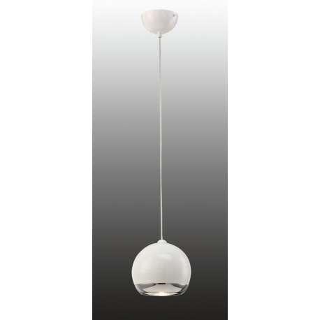 lampa wisząca SFERIO biała - BZL