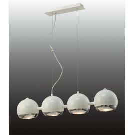 lampa wisząca SFERIO 4xGU10 biała - BZL