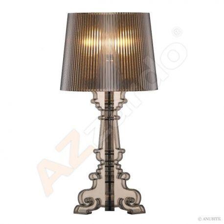 lampa stołowa BELLA czarna ŻARÓWKA LED GRATIS!