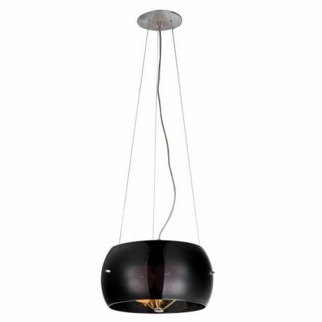 lampa wisząca COSMO czarna ŻARÓWKI LED GRATIS!
