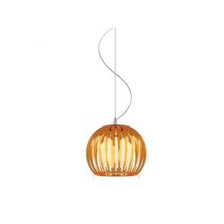 lampa wisząca ARCADA M pomarańczowa ŻARÓWKA LED GRATIS!